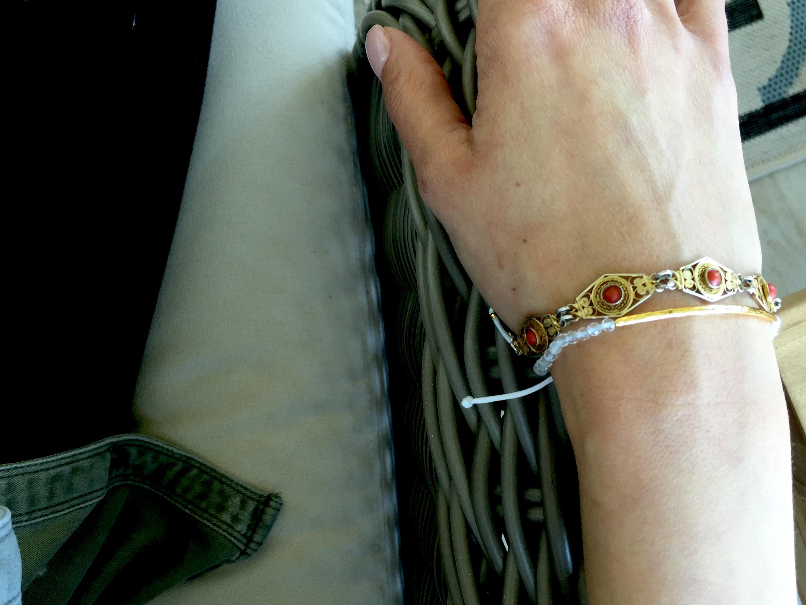 ArmyJacket:Bracelets