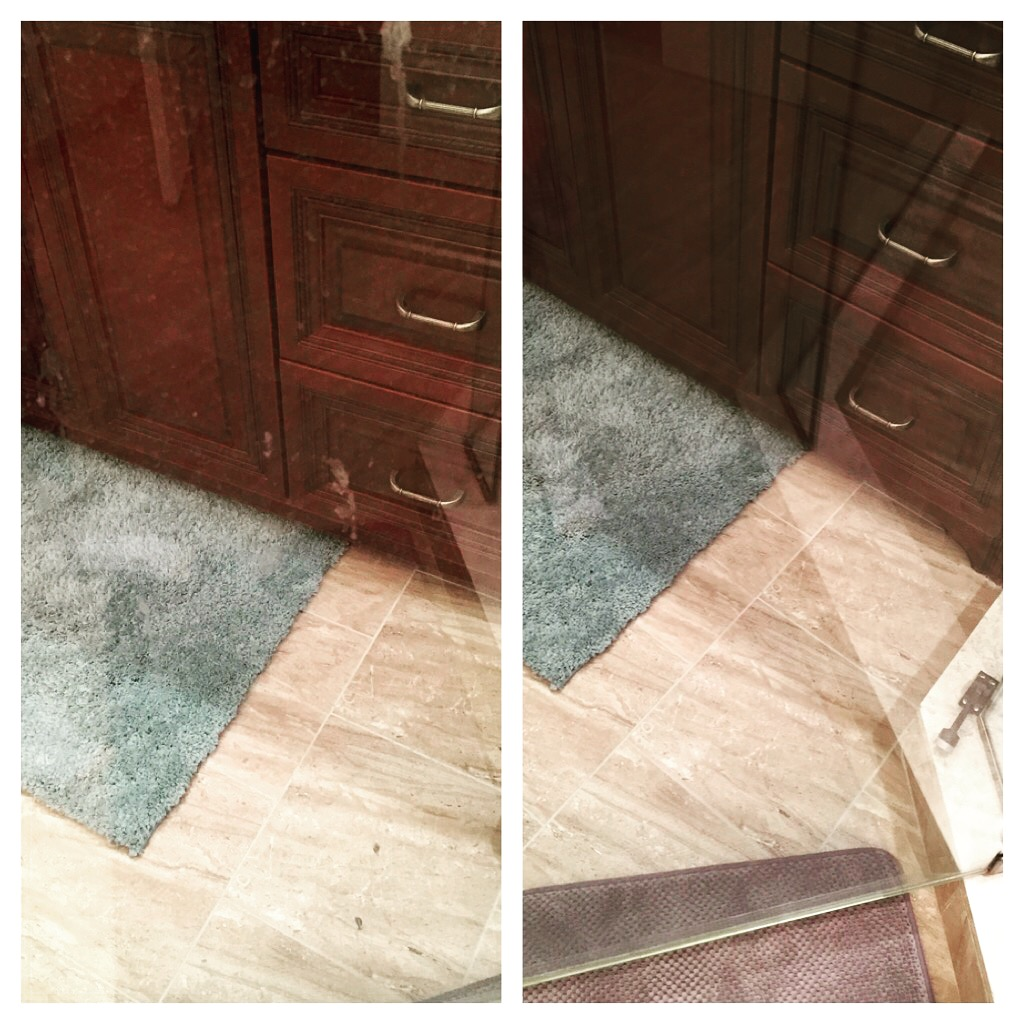 Shower Door B&A