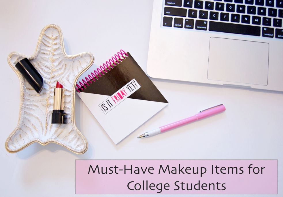 Must-Have Makeup Items for College Students