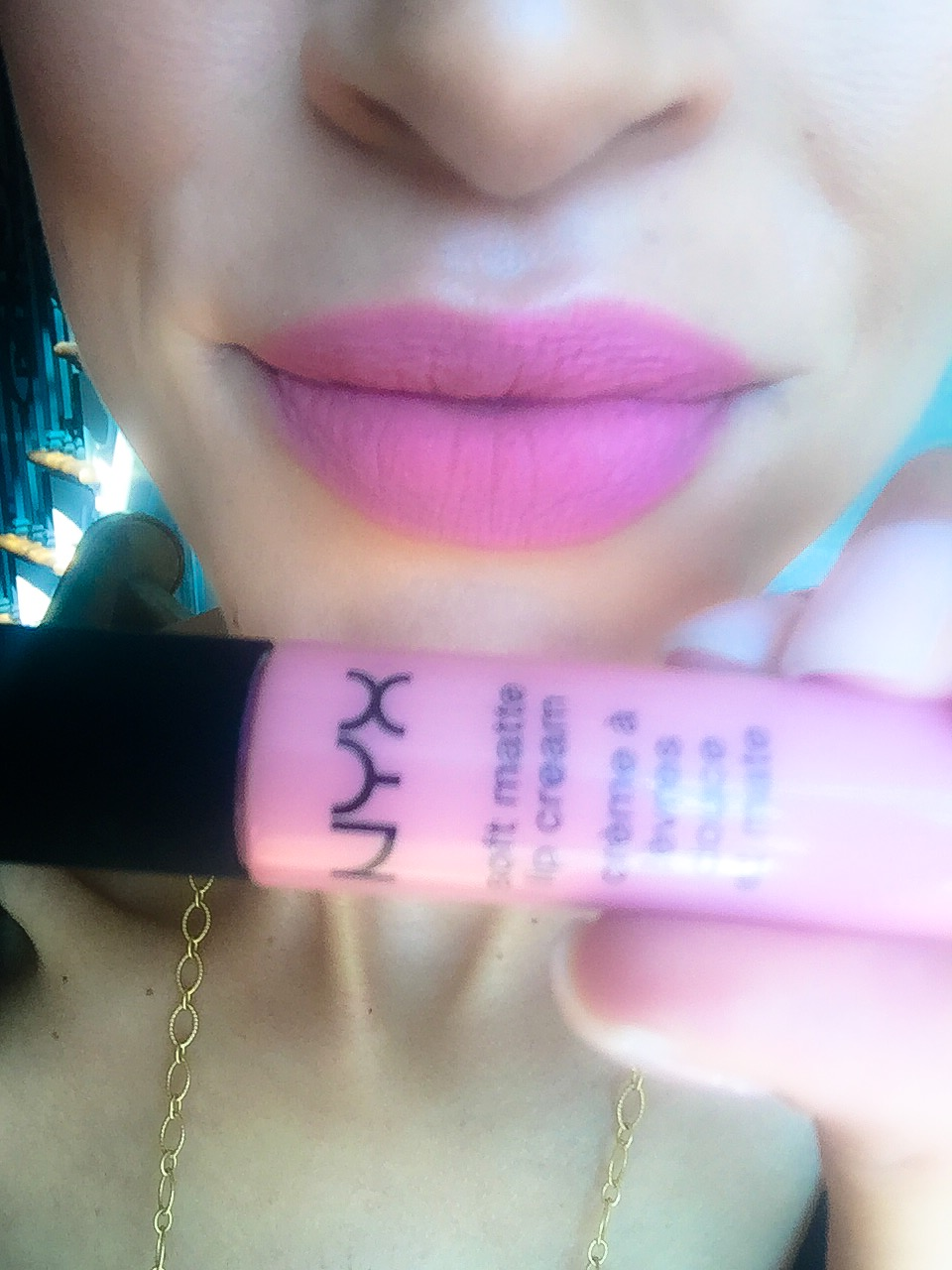 NYX Soft Matte Lip Cream in Istanbul