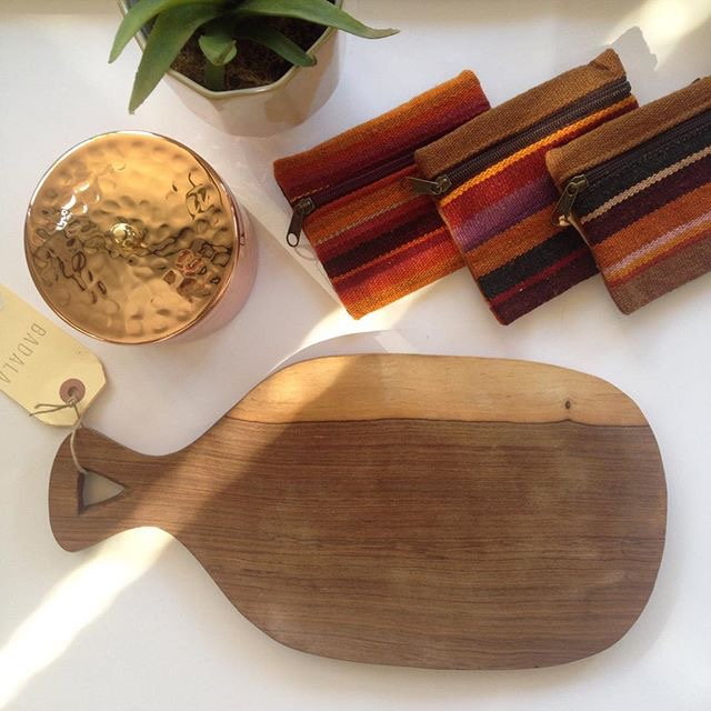 Olive Wood Cheese Board- Redemption Market